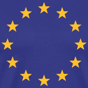 EU, Stars, Europe, flag, European Union, Symbol T-Shirts - Men's Premium T-Shirt