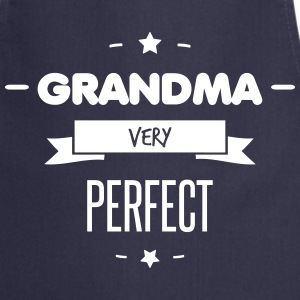 GRANDMA VERY PERFECT  Aprons - Cooking Apron