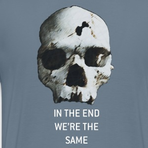 we're the same - Herre premium T-shirt