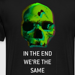 In the end - Herre premium T-shirt