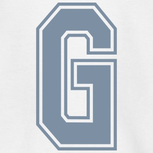 G Shirts - Teenage T-shirt
