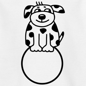 Physiotherapie Hund T-Shirts - Kinder T-Shirt