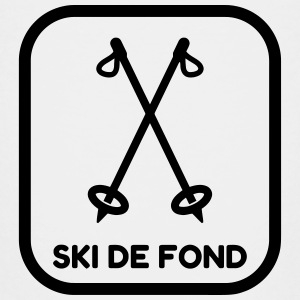 Cross Country Skiing Langlaufen Ski de fond Shirts - Kids' Premium T-Shirt
