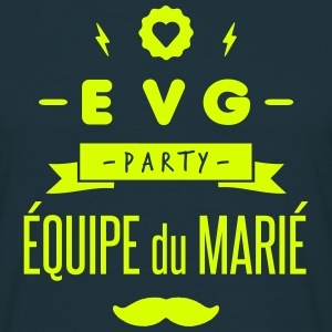 EVG party Tee shirts - T-shirt Homme