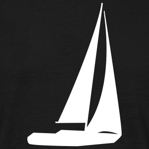 Sailingboat - Men's T-Shirt