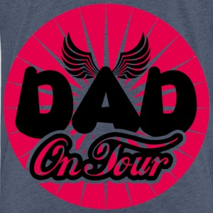 Dad on Tour - Kinder Premium T-Shirt