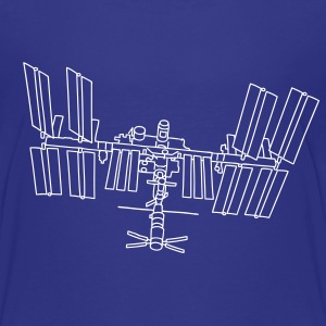 Space station ISS Shirts - Kids' Premium T-Shirt