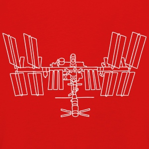 Space station ISS Long Sleeve Shirts - Kids' Premium Longsleeve Shirt