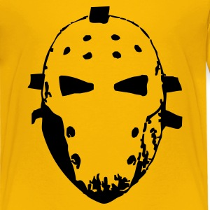 Hockey mask - Kids' Premium T-Shirt
