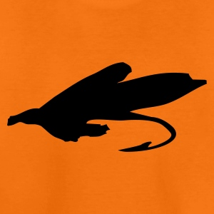 fly fishing trout - Kids' Premium T-Shirt