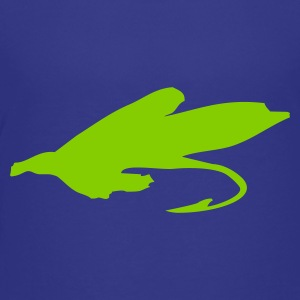 fly fishing trout - Teenage Premium T-Shirt