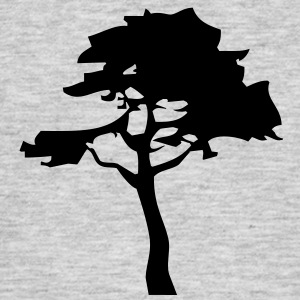 A pine tree - Men's T-Shirt