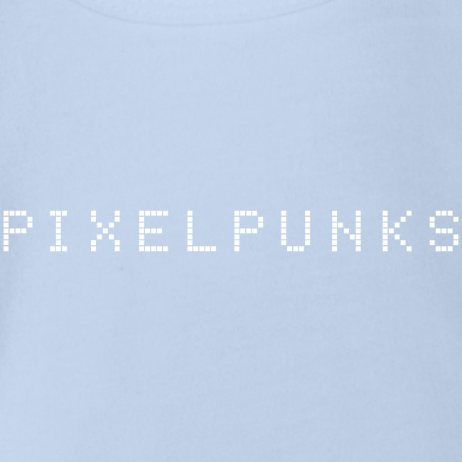 Pixelpunks Babybody Langarm