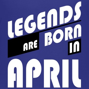 Legends April Camisetas - Camiseta premium adolescente