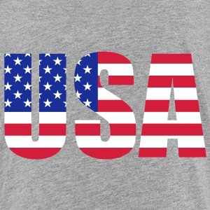 USA - Teenage Premium T-Shirt