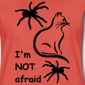 I'm not afraid - Frauen Premium T-Shirt