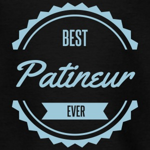 best patineur patinage Tee shirts - T-shirt Ado