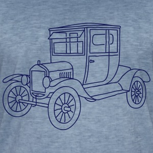 Old timer model T T-Shirts - Men's Vintage T-Shirt