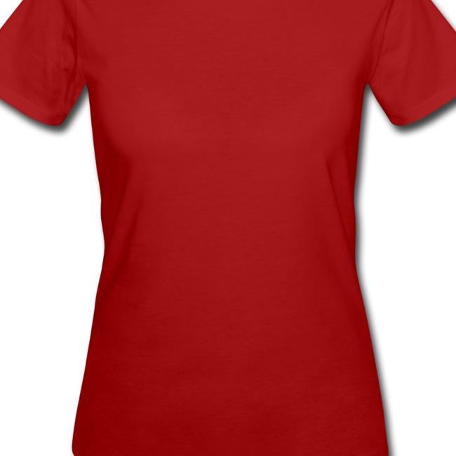 T-Shirt Coton Bio Femme Personnalisable