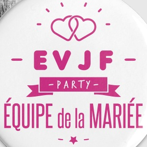 EVJF party Badges - Badge petit 25 mm