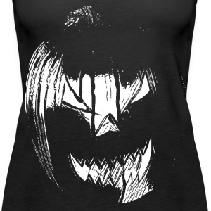 Top - White Pumpkin  - Frauen Premium Tank Top