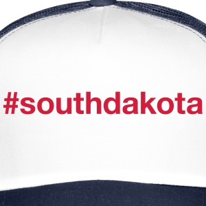 SOUTH DAKOTA Caps & Hats - Trucker Cap