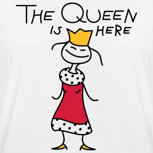 The Queen T-Shirts - Women's Oversize T-Shirt