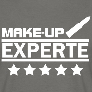 make-up experte T-Shirts - Männer T-Shirt