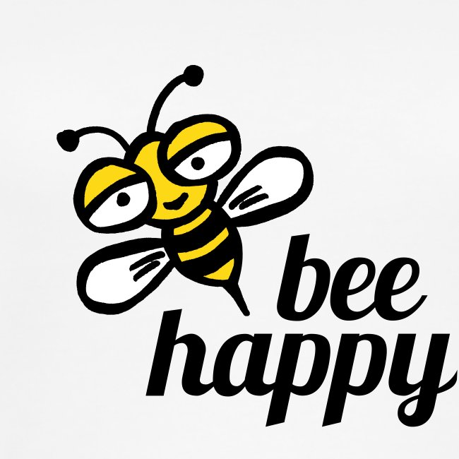 Be happy as a young bee