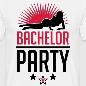 Bachelor Party T-Shirts - Männer T-Shirt