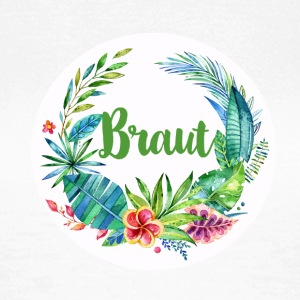 braut_flower_2 T-Shirts - Frauen T-Shirt