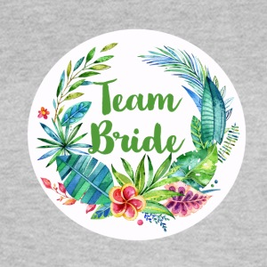 team_bride_flower_2 T-Shirts - Women's T-Shirt