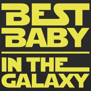 BEST BABY IN THE GALAXY Baby Bodys - Baby Bio-Langarm-Body