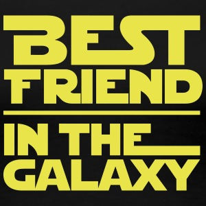 BEST FRIEND IN THE GALAXY T-Shirts - Frauen Premium T-Shirt