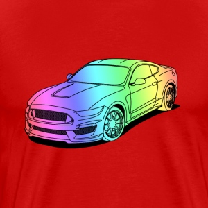 colourful T-Shirts - Men's Premium T-Shirt