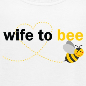 Wife To Bee Tops - Women's Tank Top by Bella