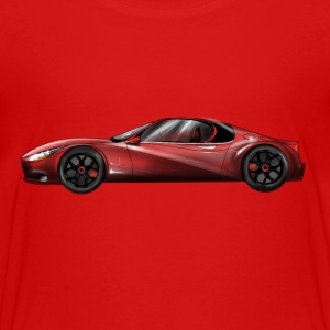 konzept car T-Shirts - Teenager Premium T-Shirt
