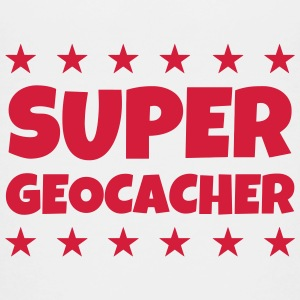 Geocaching / Geocacher / kompas / skov T-shirts - Teenager premium T-shirt