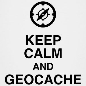 Geocaching / Geocacher / kompas / bos Shirts - Teenager Premium T-shirt
