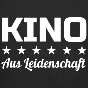 cinema / kino / kinofreak / film Babybody - Økologisk langermet baby-body
