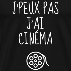 cinema / cinefiel / spektakel / film T-shirts - Mannen Premium T-shirt