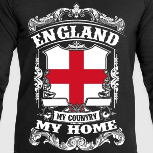 England - My country - My home Gensere - Sweatshirts for menn fra Stanley & Stella