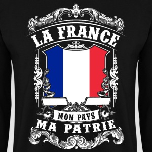 La France - Mon Pays - Ma Patrie Sweat-shirts - Sweat-shirt Homme