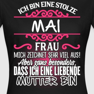 Mai - Liebende Mutter  - Frauen T-Shirt