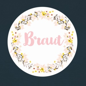 braut_wreath_flower_power T-Shirts - Frauen T-Shirt
