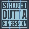 STRAIGHT OUTTA CONFESSION - Men's Premium Hoodie