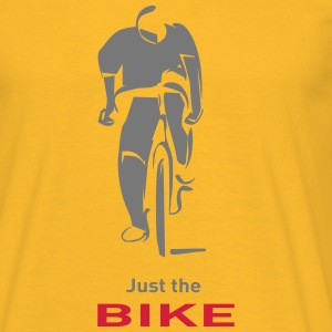juste_the_bike_ii Tee shirts - T-shirt Homme