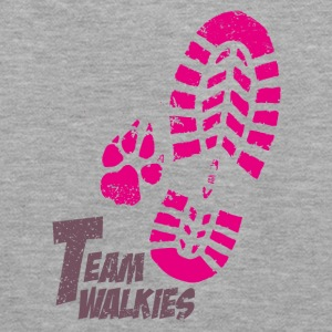 Team walkies pink Hoodies & Sweatshirts - Women's Premium Hoodie