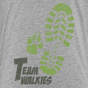 Team walkies green Shirts - Kids' Premium T-Shirt