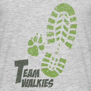 Team walkies green T-Shirts - Men's T-Shirt